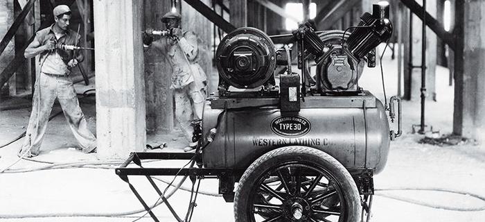 Ingersoll rand Company-History